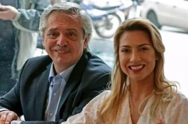 """Alberto Fernández y Fabiola Yañez denunciaron al dueño de una agencia de noticias por """"violencia de género mediática"""""""