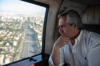 """Alberto Fernández negó que el Gobierno este detrás de """"una salida masiva de presos"""" y respondió"""