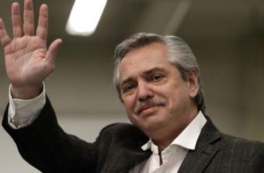 """Alberto Fernández sobre la recomendación de sexo virtual """" Si lo dice el Ministerio de Salud hacele caso"""""""