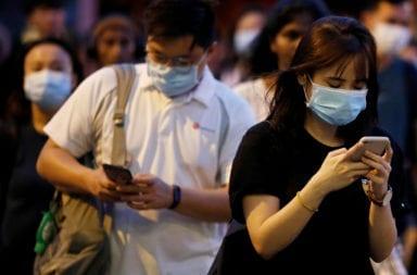 Outbreak Of Coronavirus Disease (covid 19) In Singapore