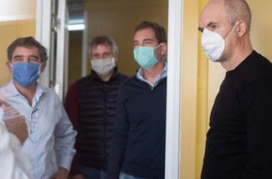 Los barbijos del escándalo: el Gobierno porteño los compro a $ 3000 y están vencidos desde el 2016