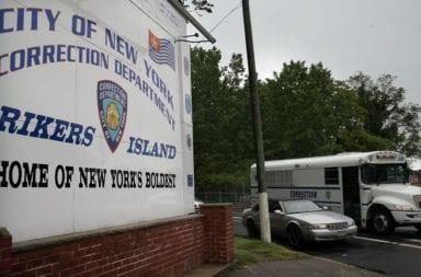 Liberan a miles de presos en New York por el coronavirus
