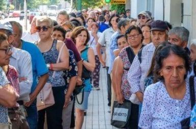 Coronavirus: Para no exponer a jubilados y pensionados, los bancos abren este sábado y domingo