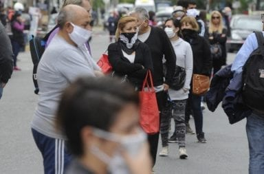 Coronavirus: cuáles son las zonas calientes de la Provincia de Buenos Aires