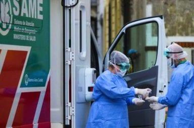 Confirmaron 124 nuevos casos y 10 muertes por coronavirus en las últimas 24 horas