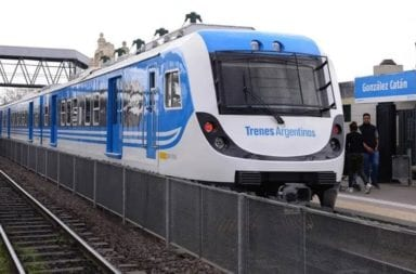 Suspenden el tren Belgrano por un supuesto caso de Coronavirus
