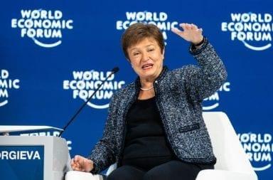 El FMI aprueba el alivio inmediato de la deuda para 25 países pobres