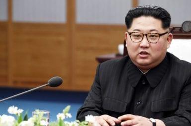 muerte de Kim Jong
