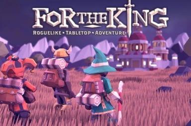 For The King gratis en la Epic Games Store