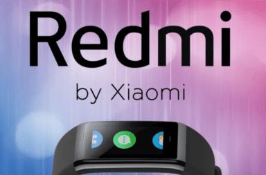 Xiaomi presenta la Redmi Band