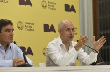 """Rodriguez Larreta """"Es indignante que salgan los presos a la calle mientras la gente está encerrada"""""""