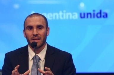 """Martín Guzmán advirtió a los bonistas que """"Argentina no mejorará la oferta"""""""