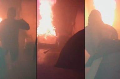 Motín en la cárcel de Devoto: Tras nueve horas de tensión, los presos levantaron la protesta