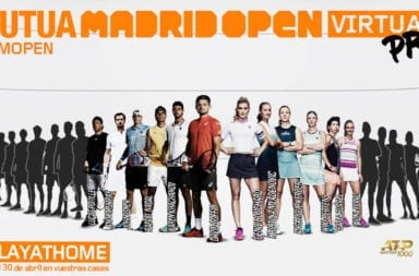 Mutua Madrid Open Virtual Pro