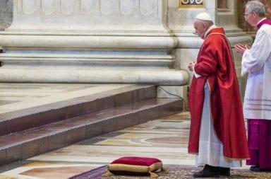 El Papa Francisco advierte sobre un virus todavía peor el del