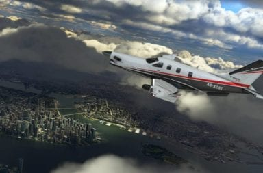 Se anuncian los requisitos de Microsoft Flight Simulator 2020