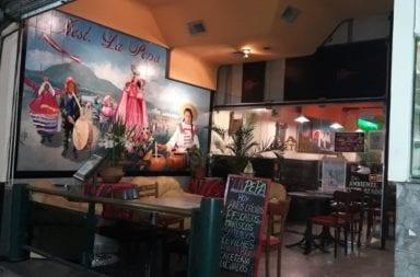 La Pepa Restaurante - Cocina Peruana