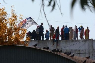 La trama secreta de la liberación de presos en Buenos Aires