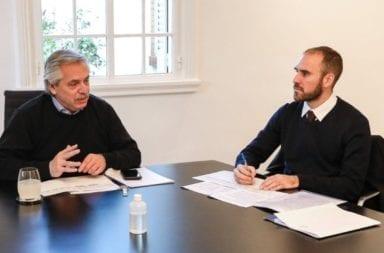 Alberto Fernández admitió extender el plazo para la renegociación de la deuda para evitar el default