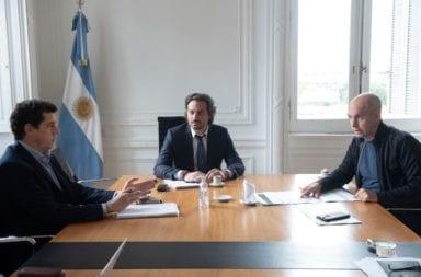 Cuarentena en la Ciudad de Buenos Aires