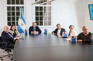 NEOKIT-COVID-19: El test rápido que presentó el gobierno desarrollado por científicos argentinos