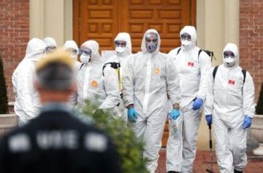 """La OMS alerta que América del Sur es el nuevo """"epicentro """" del coronavirus"""
