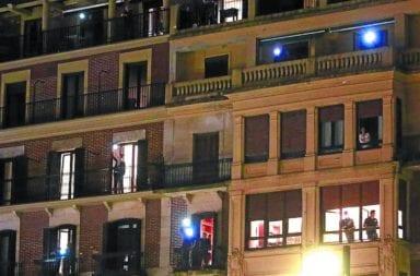 Música en Balcones