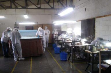 Coronavirus Argentina: Presos de cárceles bonaerenses fabricaron 85 mil barbijos en un mes