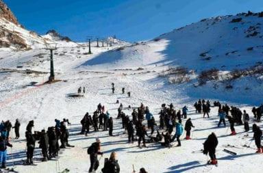 Bariloche: Los viajes de egresados ya tienen su fecha de regreso
