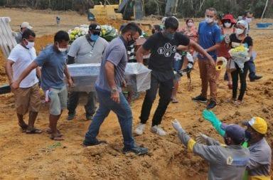La tragedia de Brasil: El país con la tasa más alta de contagios de coronavirus