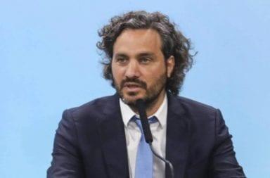 Santiago Cafiero confirmó la continuidad del ingreso Familiar de Emergencia
