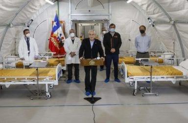 "Coronavirus en Chile: ""Estoy eligiendo, que Dios me ilumine"", dijo la jefa de terapia intensiva de un hospital"