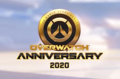 Nuevo trailer por aniversario de Overwatch