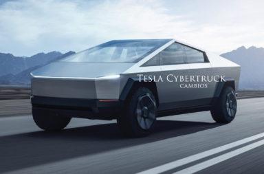 Algunos cambios para el Tesla Cybertruck