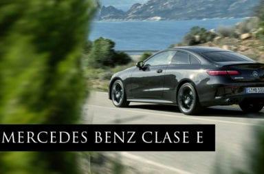 Mercedes Benz refuerza y hace más atractivo al Clase E