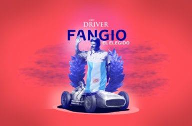 Juan Manuel Fangio: El ídolo máximo del automovilismo argentino