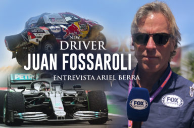 Juan Fossaroli: Historias del detrás de escena de la Fórmula 1