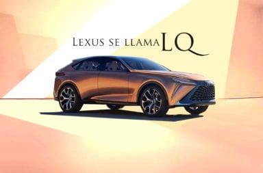 La nueva estrella de los SUV de Lexus se llama LQ