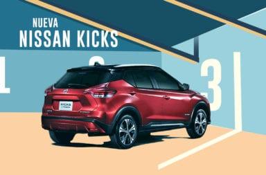 Nissan presentó la nueva Kicks que llegará a Argentina en 2021