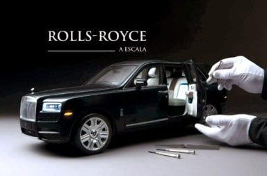 El auto a escala de Rolls-Royce que cuesta más que varios 0 kilómetros