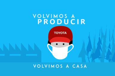 Toyota volvió a la producción en Zárate