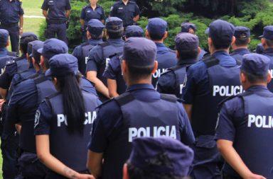 Cinco policías bonaerenses detenidos por violar a una compañera en Los Polvorines