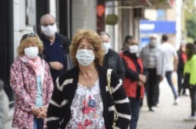 Será obligatorio el uso de tapabocas en espacios públicos en la ciudad de Buenos Aires