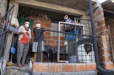 Coronavirus en Argentina: 3 de cada 10 testeos dieron positivos en Caba