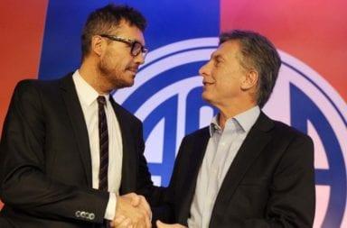 Dura crítica de Tinelli a Macri por la denuncia de la AFI sobre espionaje