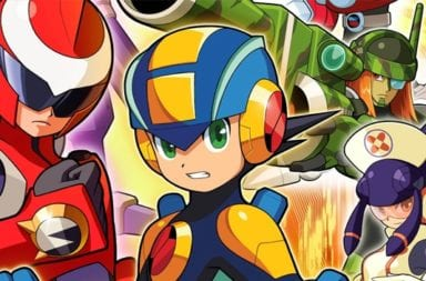 Capcom estaría trabajando en otro juego de Mega Man