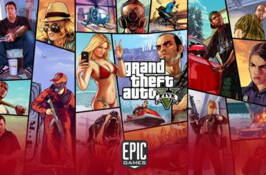 Grand Theft Auto V gratis por tiempo limitado!