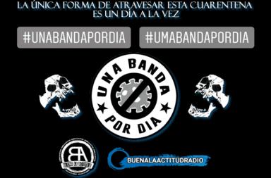 Se lanzó el proyecto #UnaBandaporDia