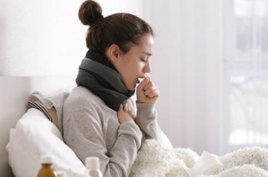 Bronquitis - otra infección respiratoria -