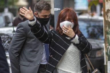 """Cristina Kirchner se presentó como testigo en la causa de espionaje ilegal: """"Macri utilizó narcotraficantes para perseguir a opositores"""""""